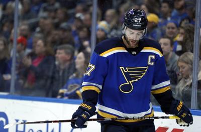blues activate fabbri from injured reserve others may not be far