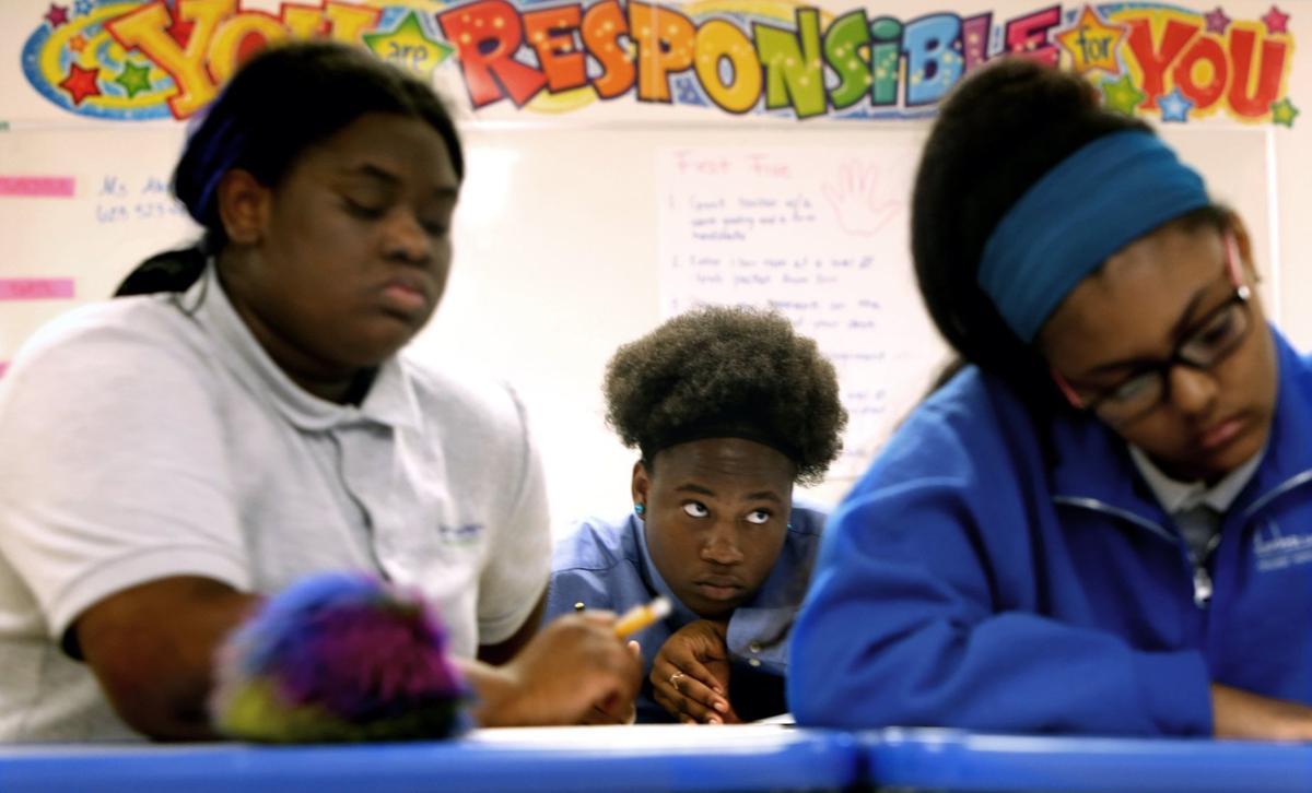 First KIPP High School opens in St. Louis