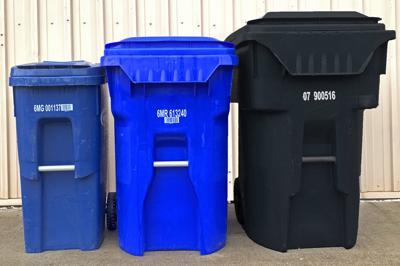 Curbside fiber recycling begins this week in Wentzville