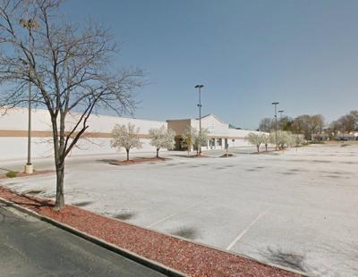 Former Walmart site in Bridgeton