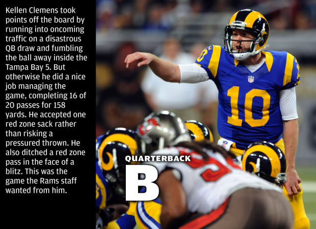 Rams quarterback