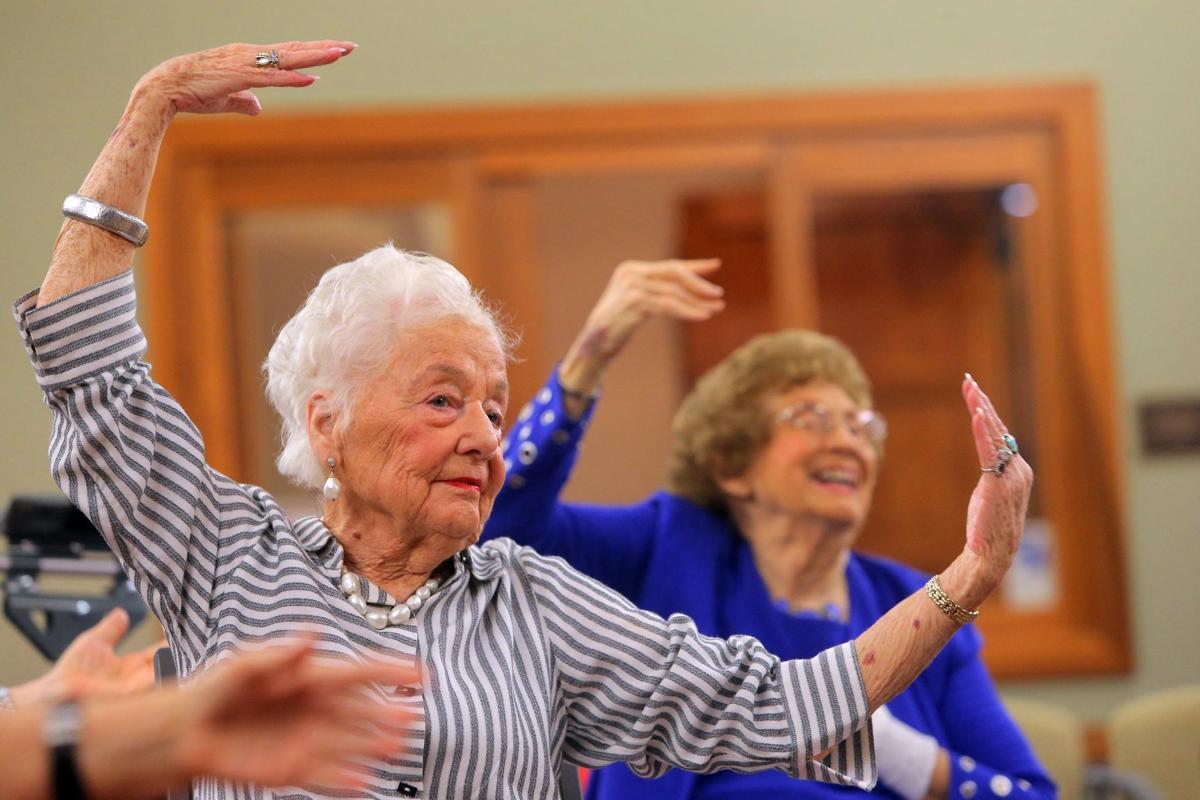 Bringing ballet to older adults