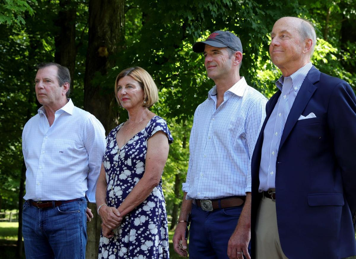 Busch family assumes operations of Grant's Farm