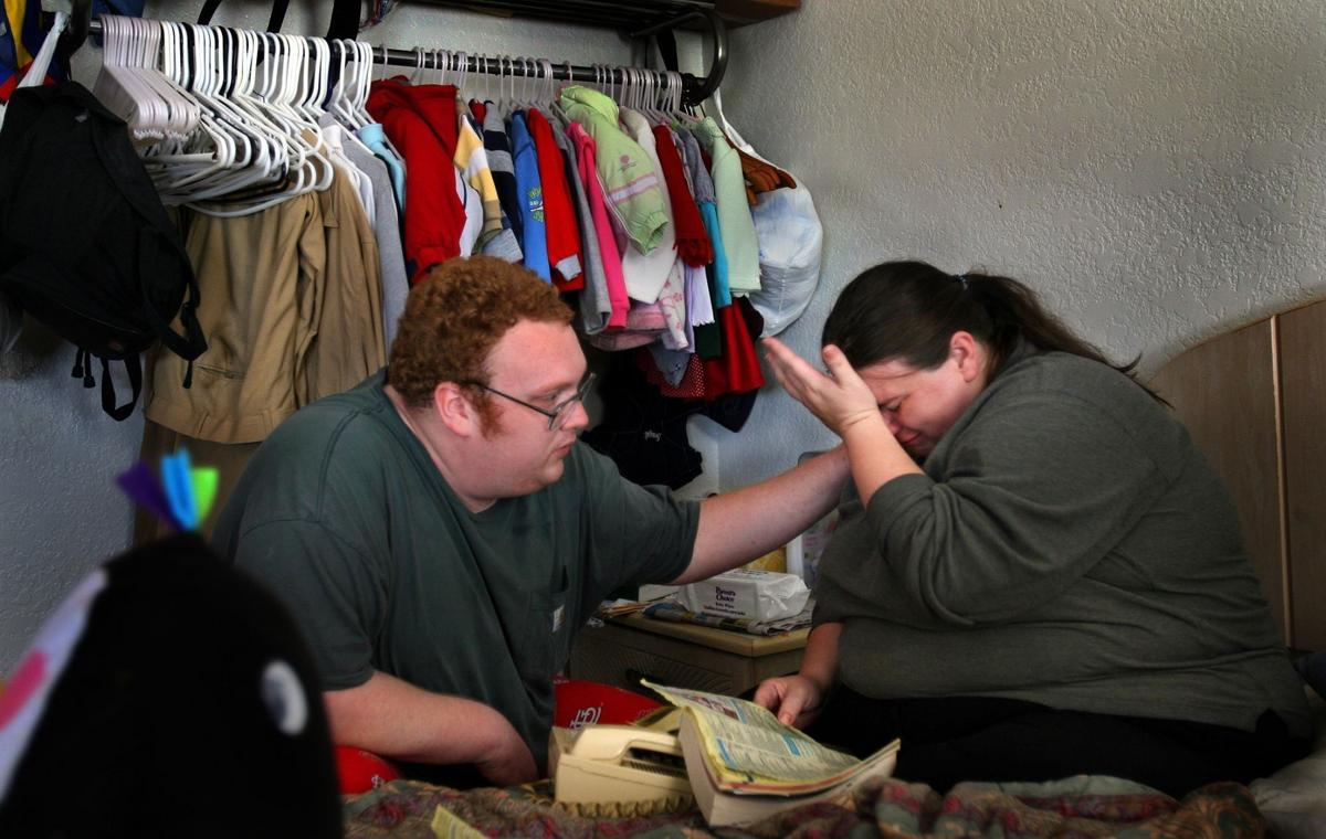 Homeless find a haven in Wentzville motels