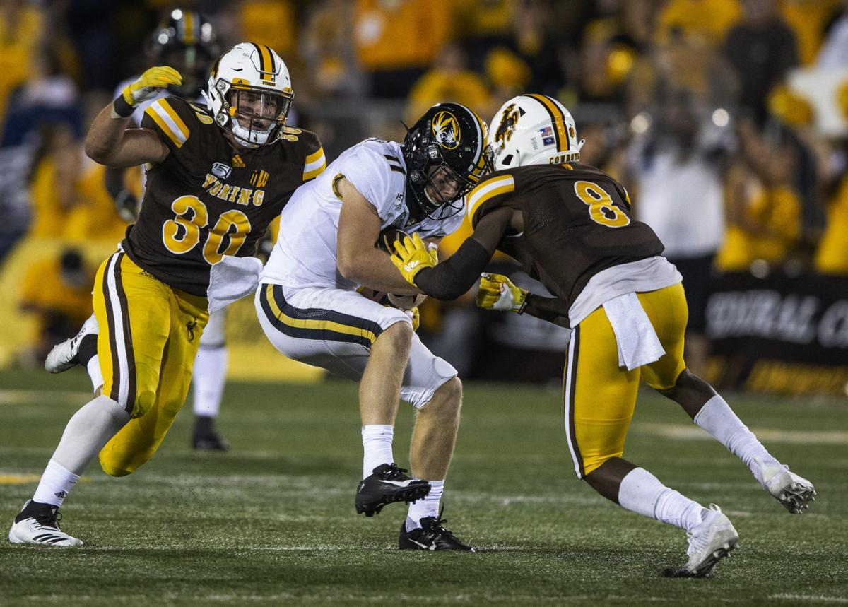 Missouri Wyoming Football