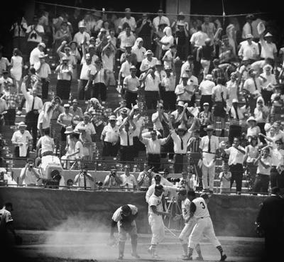 MLB Baseball All Star Game 1966