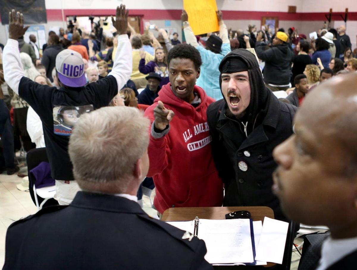 Ferguson Commission second meeting