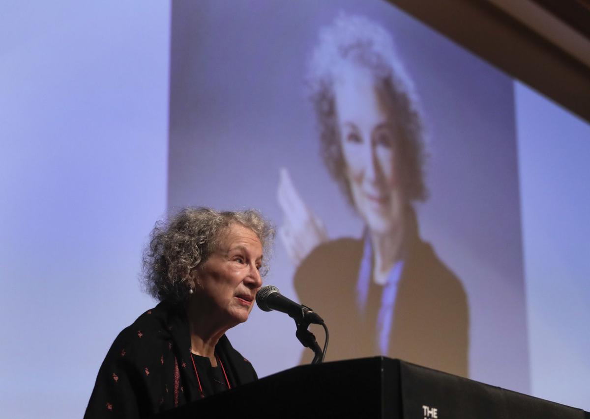 National Book Critics Circle Margaret Atwood