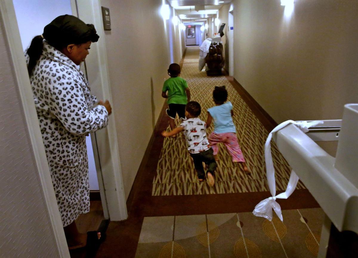 Hallway races