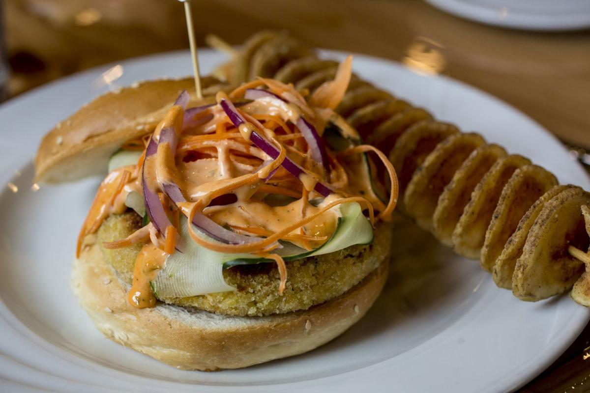 Lemmons by Grbic Crab Burger