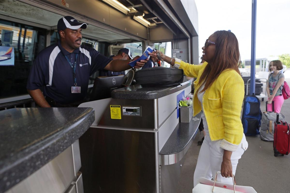 Curbside Baggage Check Becoming Extinct Along For The