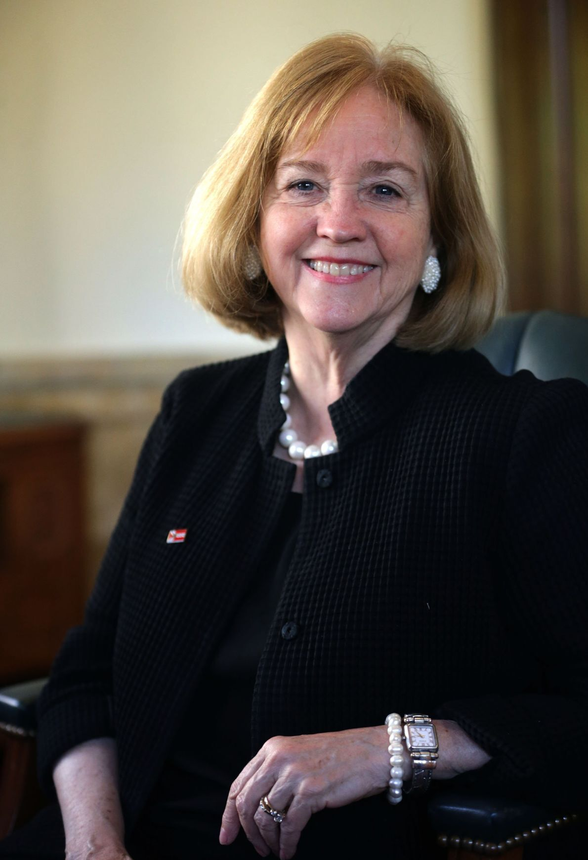 Lyda Krewson, first female Mayor of St. Louis, reflects on her four years in office