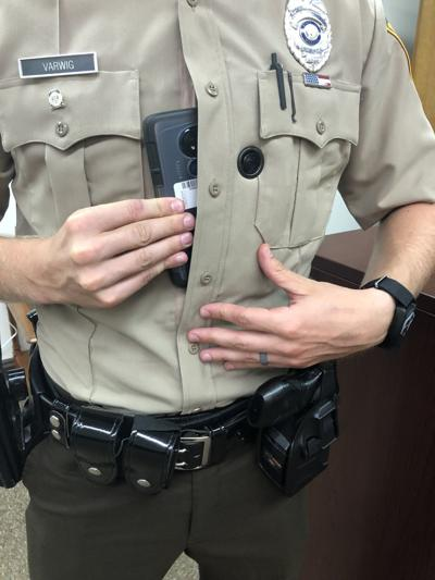 St. Louis County police body camera