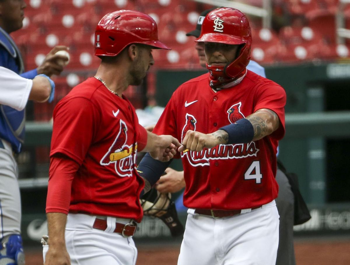 Cardinals face Royals in exhibition game
