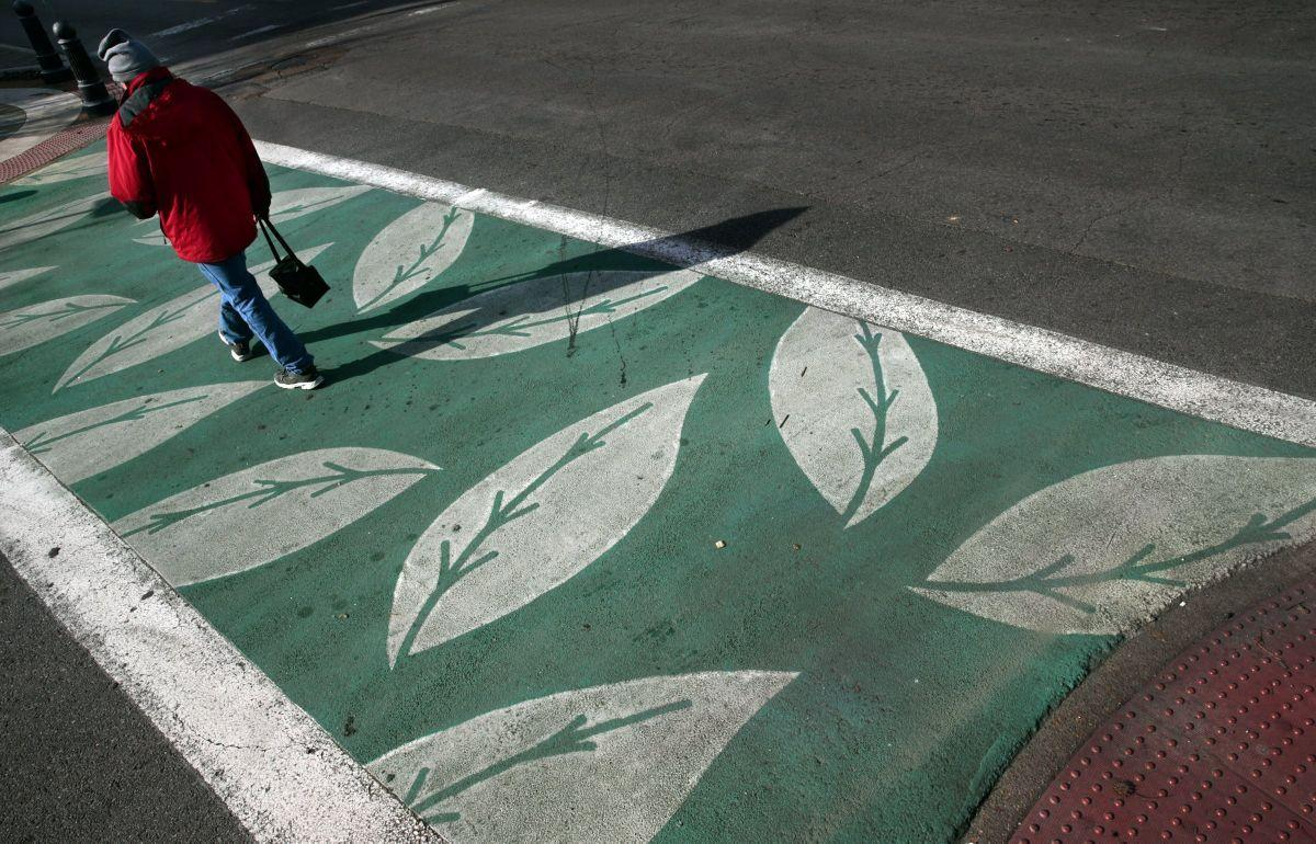 The end of crosswalk art is coming