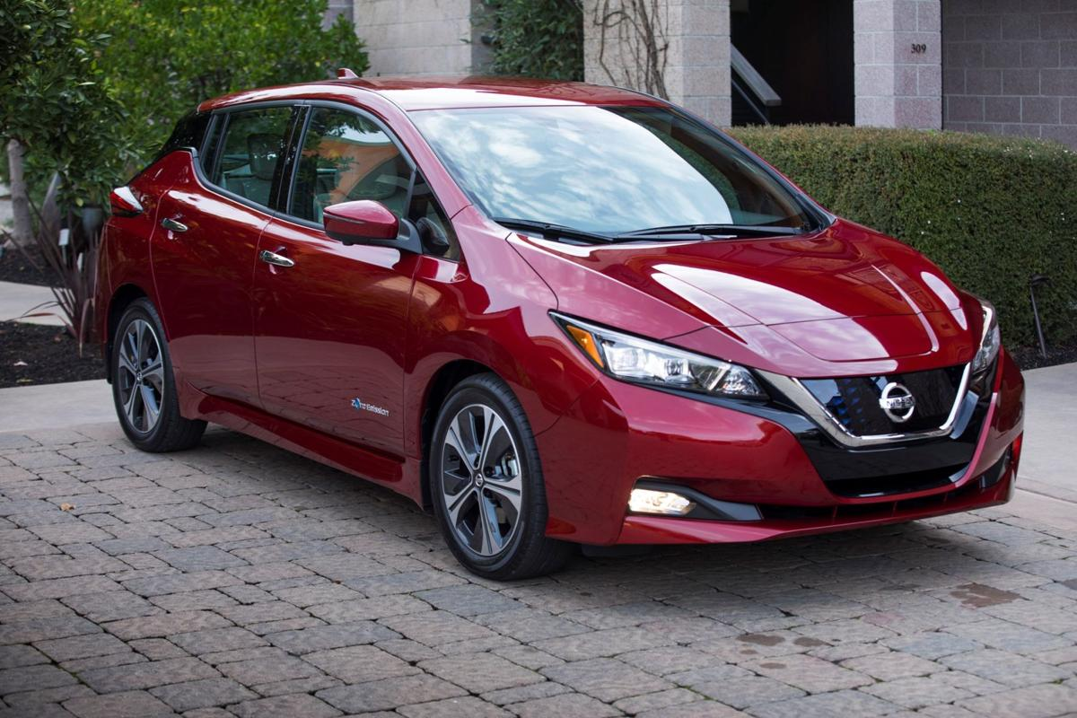 2018 nissan leaf: price is reduced, range is increased | automotive