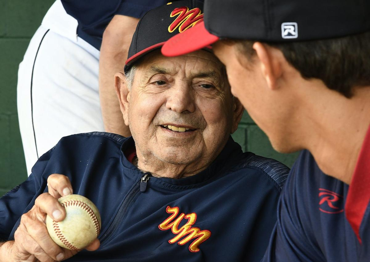 Photos: Longtime manager Vern Moehrs' passion for baseball is his legacy