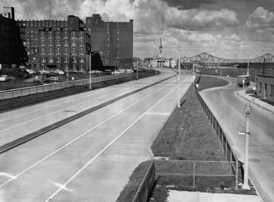 Look Back:  Interregional Highway