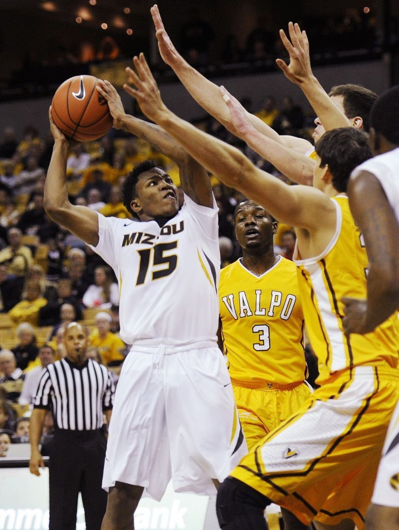 Tigers get Anderson his first win | Mizzou | stltoday com