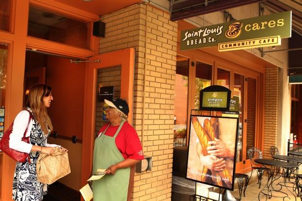 St. Louis Bread Company donates Clayton store