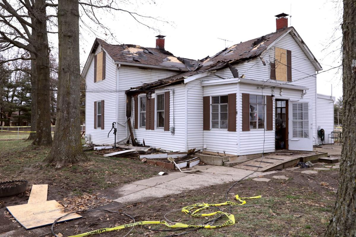 Randy's Rescue Ranch recovers from fire in farmhouse