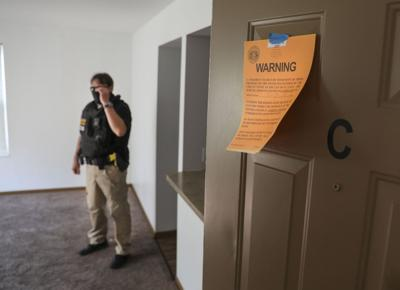 Evictions return to St. Louis
