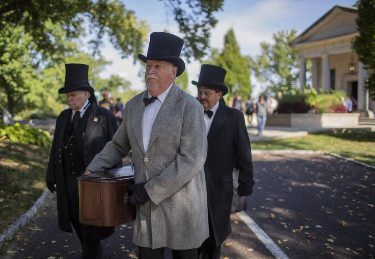 Time to grieve ' Victorian-era funeral rites carry lessons for today
