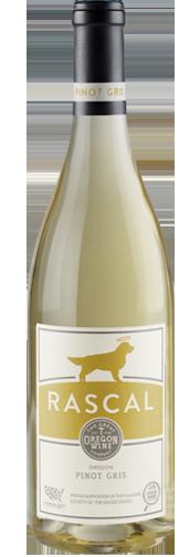 The Great Oregon Wine Company 2018 Rascal, Pinot Gris, Oregon