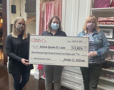 Autism Speaks St. Louis Donation