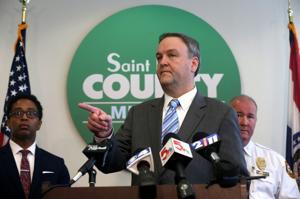 Zweiter coronavirus-Fall wahrscheinlich in St. Louis County