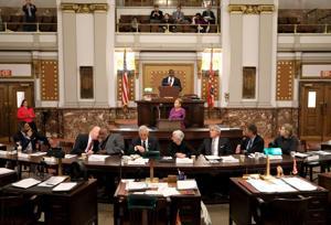 Freeholders Sackgasse im Rathaus erreicht 3 Monaten; county Mitgliedern rechtliche Beratung einholen kann