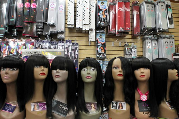 Black Hair Wig Store Near Me