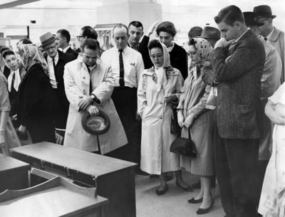 Look Back: JFK Assasination, Nov. 22, 1963