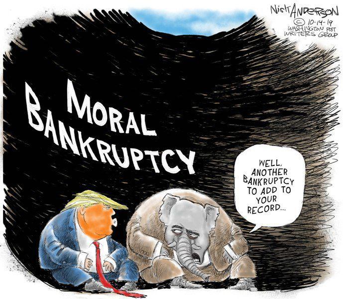 In the cartoons: Trump; Isis; Anti-vaxx   Editorial   stltoday.com