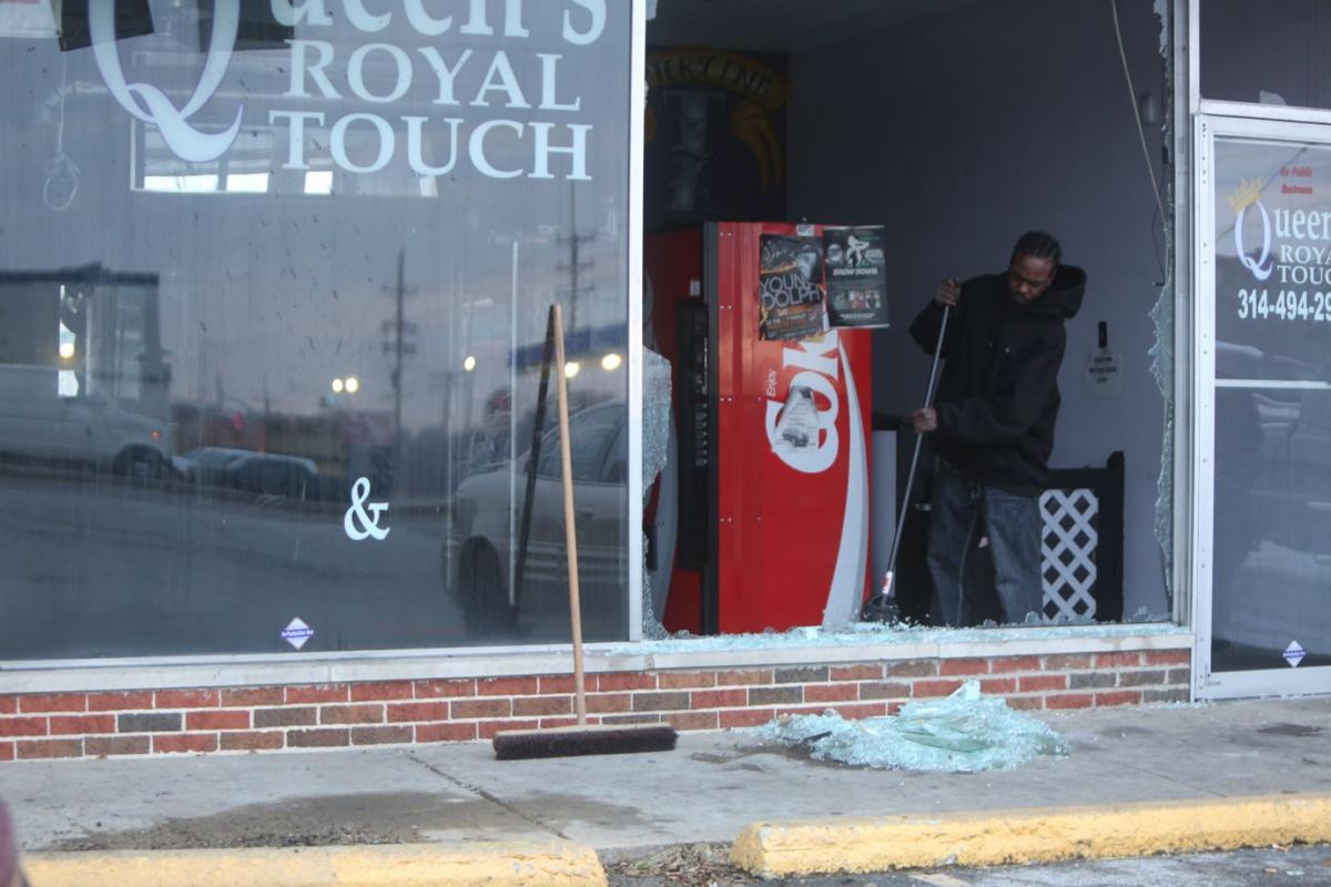 Cleanup in Ferguson