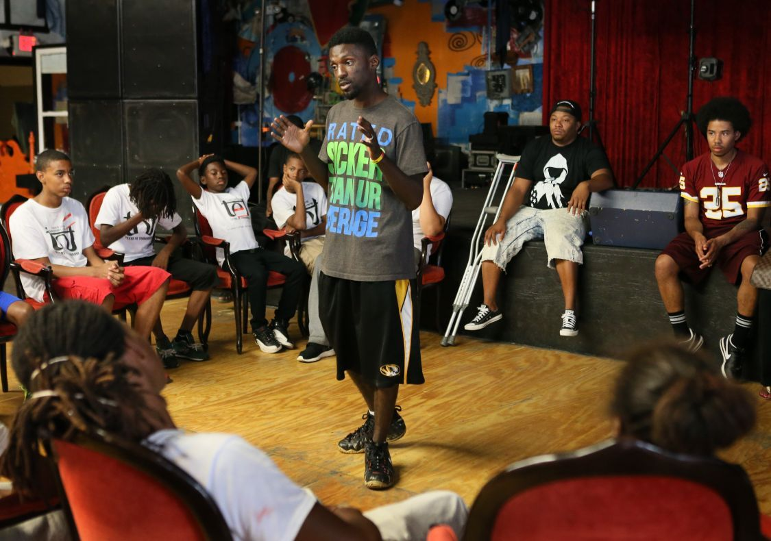 28 to Life teen leadership summit and youth against violence march