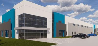 Rendering of 1st Phorm's new Fenton facility