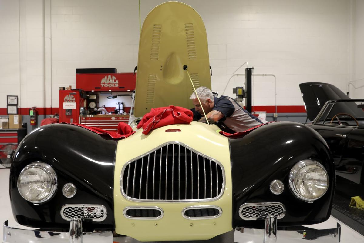 Hyman Limited Classic Cars braces for proposed auto import tarriffs