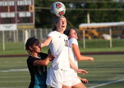 St. Charles West vs. O'Fallon Christian girls soccer