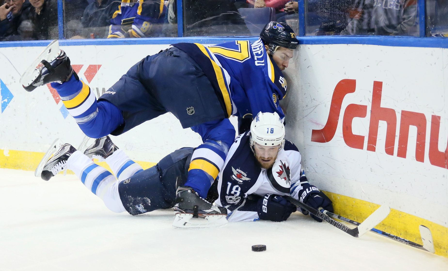 What channel is Capitals vs. Blues on today? Time, TV ...
