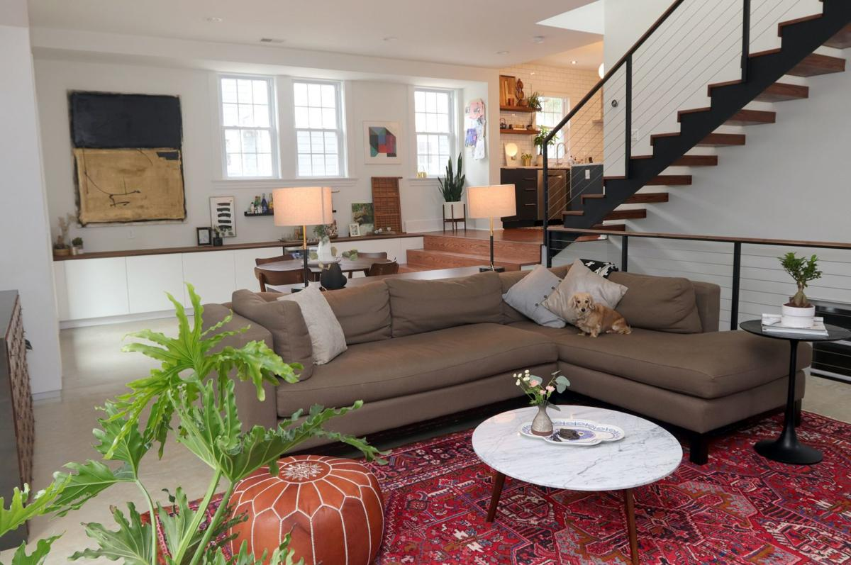 At Home with Patrick and Lauren Knobloch in Kirkwood