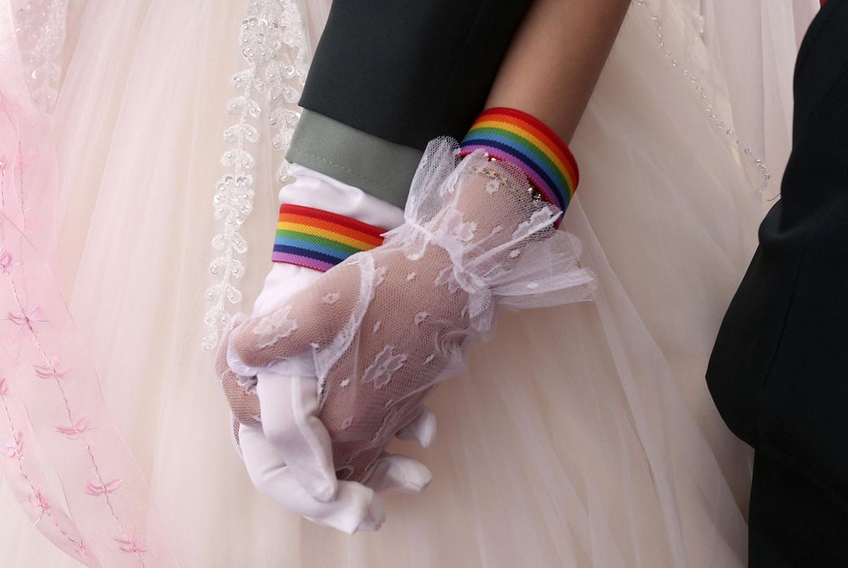 Taiwan Military LGBT Marriage