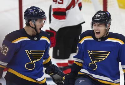 St. Louis Blues take on New Jersey Devils d4e87c1a7