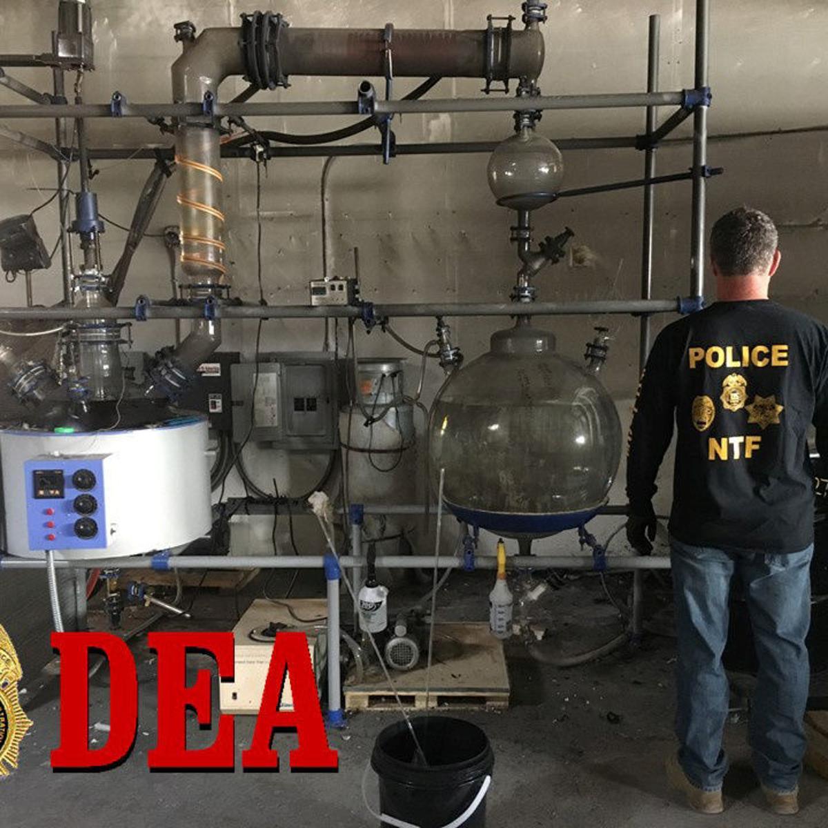 Marijuana oil labs pose deadly, destructive hazard | Law and