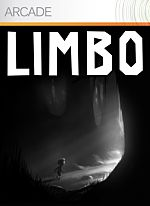 Limbo box art, by Xbox Live Arcade