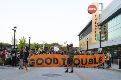"""""""Good Trouble"""" protest in St. Charles"""