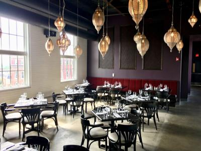 Bellwether dining room