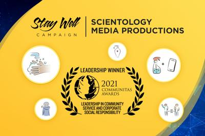 Stay Well Campaign Honored With Communitas Award