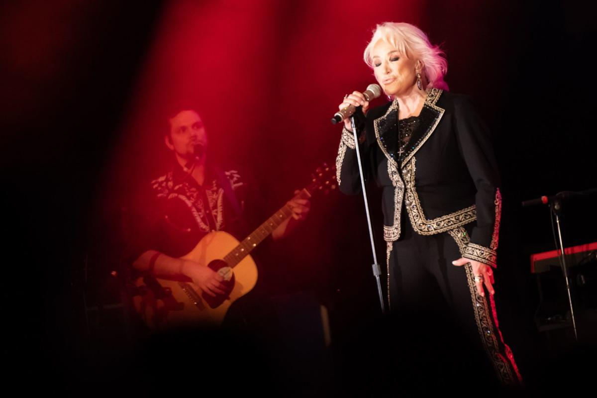 iParty:Tanya Tucker comes to River City Casino