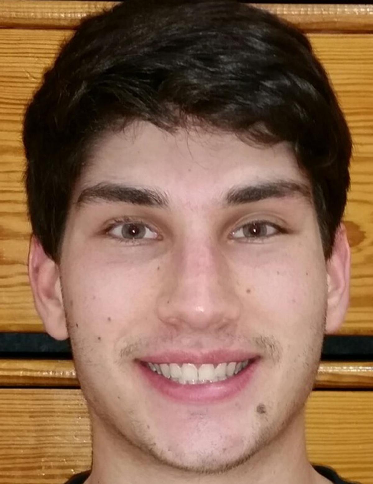 Zach Hresko • Parkway Central volleyball Image